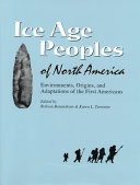 Ice Age People of North America