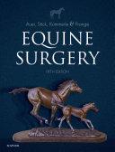 Equine Surgery - E-Book