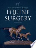"""Equine Surgery E-Book"" by Jorg A. Auer, John A. Stick"