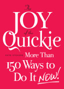 The Joy of the Quickie