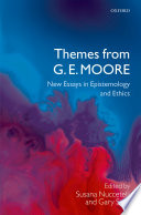 Themes from G  E  Moore