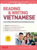 Reading   Writing Vietnamese  A Workbook for Self Study  Learn to Read  Write and Pronounce Vietnamese Correctly  Online Audio   Printable Flash Cards