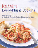 Bon App  tit Every night Cooking Book