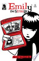 Emily the Strange #2: The Fake Issue