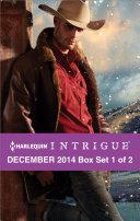 Harlequin Intrigue December 2014   Box Set 1 of 2