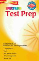Test Prep  Grade 2
