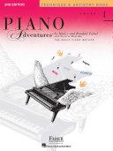 Piano Adventures   Level 1 Technique   Artistry Book
