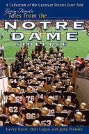 Gerry Faust s Tales from the Notre Dame Sideline
