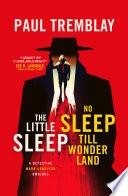 The Little Sleep and No Sleep Till Wonderland omnibus Book