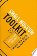 The Small Museum Toolkit Book