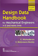 Design Data Handbook for Mechanical Engineers in Si and Metric Units
