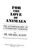 For Love Of Animals [Pdf/ePub] eBook