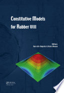 Constitutive Models for Rubber VIII