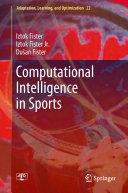 Computational Intelligence in Sports Pdf/ePub eBook