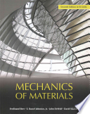 Mechanics of Materials - SI Version