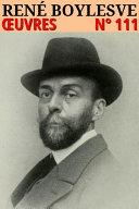 René Boylesve - Oeuvres