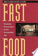 Fast Food Book PDF