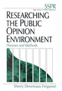 Researching the Public Opinion Environment