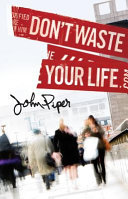 Don T Waste Your Life Pack Of 25  Book PDF