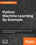 Pdf Python Machine Learning By Example Telecharger
