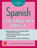 Spanish Vocabulary Drills