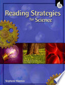 Reading Strategies for Science Book