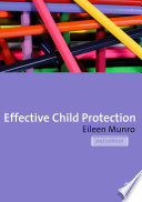"""""""Effective Child Protection"""" by Eileen Munro"""