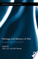 Heritage and Memory of War  : Responses from Small Islands