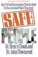 Safe People Pdf/ePub eBook