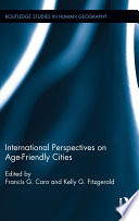 International Perspectives on Age Friendly Cities