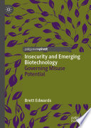 Insecurity and Emerging Biotechnology Book