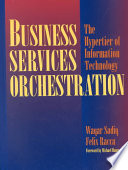 Business Services Orchestration Book