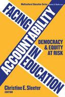 Facing Accountability In Education