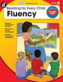 Fluency, Grade K Book