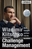 Challenge Management (englische Ausgabe)
