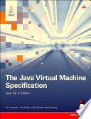 The Java Virtual Machine Specification Java Se 8 Edition