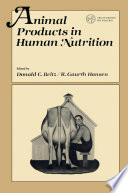 Animal Products in Human Nutrition Book