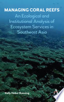 Managing Coral Reefs Book