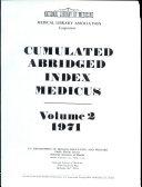 Abridged Index Medicus Book PDF