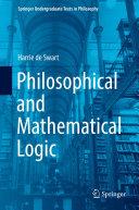 Philosophical and Mathematical Logic Pdf/ePub eBook