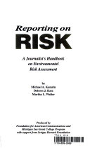 Reporting on Risk Book