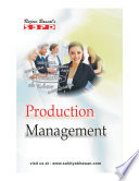 Production Management by Dr  F  C  Sharma  eBook