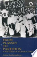 From Plassey to Partition