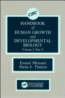 Handbook of Human Growth and Developmental Biology