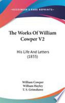 The Works of William Cowper V2