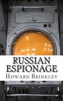 Russian Espionage
