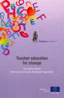 Teacher Education for Change