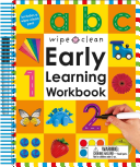 Wipe Clean: Early Learning Workbook