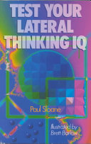 Test Your Lateral Thinking IQ