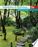 """""""Introduction to Psychology"""" by James W. Kalat"""